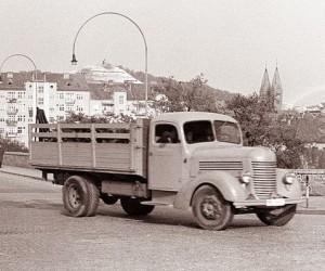 kamion IMR