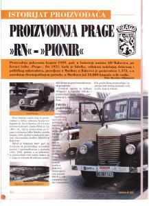 dokumentacija o kamionu praga