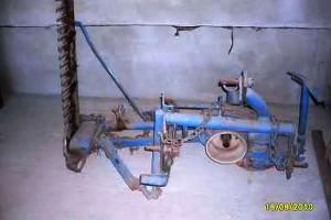 kosačica za traktor