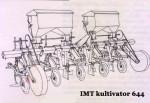 IMT kultivator za kukuruz 644